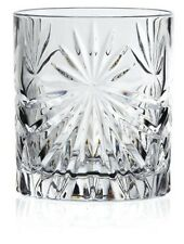 RCR 26278020006 Oasis Crystal Short Whisky Tumblers 320 Ml Set of 6 2nds