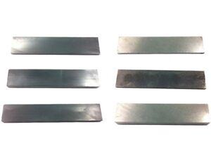 Humbucker bar magnet alnico 2, 3, 4, 5, 8 unorientated roughcast ceramic & short