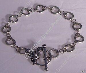 ♥ Dream-Pearls Design Armband für Charms Anhänger Bettelarmband ♥ ABB001