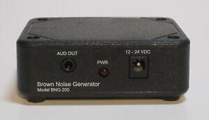 Genuine True-Random Analog Brown Noise Generator.