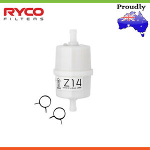 New * Ryco * Fuel Filter For MAZDA B1600 PICK-UP 1.6L 4Cyl 7/1971 -On