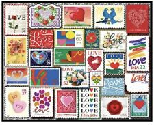 White Mountain LOVE STAMPS puzzle - 1,000 Pieces - BRAND NEW