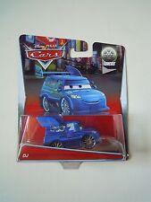 CARS Disney pixar cars DJ 2015 raro serie tuners nr. 5/8 mattel 1/55 maclama