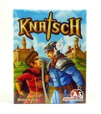 Knatsch! Kartenspiel und Würfelspiel AS Abacus Spiele 08153