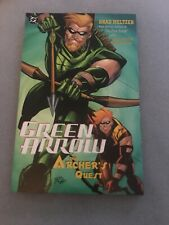 Green Arrow volume 4: The Archer's Quest Tpb by Brad Meltzer