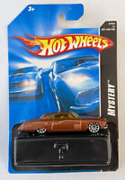 2007 Hotwheels Mystery Car Fish'd & Chip'd Brown  22/24 Very Rare!