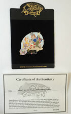 Le 4 Silver Prototype Pin 31811 Disney Auctions - Story of Pinocchio Pin #4