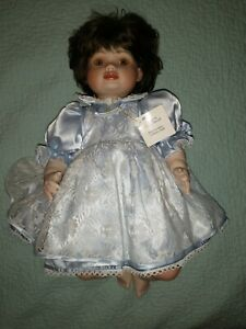 Marie osmond porcelain toddler dolls Olive May 20 inches