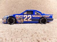 1992 Racing Champions 1:24 Diecast NASCAR Sterling Marlin Maxwell House Ford #22