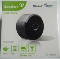 New Danalock BTZU100SC Bluetooth Z-WAVE Smart Lock for iOS and Android door