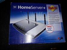 1&1 Home Server+ FritzBox 7270 gebraucht, mit Kabeln in original Verpackung