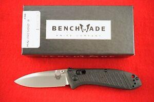 BENCHMADE 575-1 MINI PRESIDIO II CPM-S30V AXIS LOCK KNIFE, CF-ELITE HANDLE