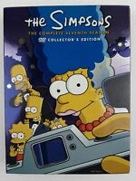 The Simpsons - The Complete Seventh Season DVD Collector's Edition Set