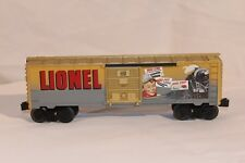 Lionel 11179 Box Car with Vintage Catalog Art on Sides 71117 O-Scale O-Gauge
