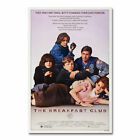 THE BREAKFAST CLUB Wall Art Decor Home Poster Movie Film Picture Print 24x36