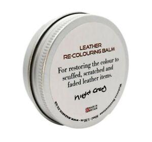 Leather Recolouring Balm Colour Restorer Repair Cream Leather Restoration Kit