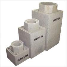 Isokern Pumice DM36 Double Module Chimney System Package