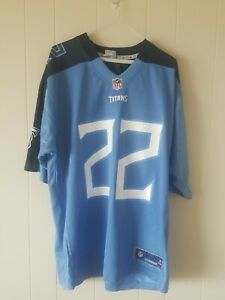 NFL Pro Line Tennessee Titans Derek Henry game jersey alternate Sz. XL - NEW