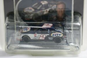 1/64 RUSTY WALLACE #2 MILLER LITE 2001 FORD TAURUS ACTION NASCAR