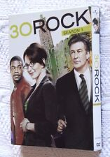 30 ROCK SEASON 1 (DVD, 3-DISC BOX SET) R-1, NEW(UNWRAPPED), FREE POST+TRACKING