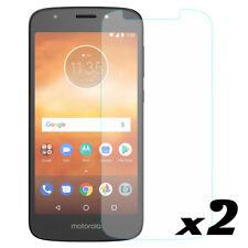 2Pcs Premium 9H Tempered Glass Screen Protector For Motorola Moto E5 Play/Cruise