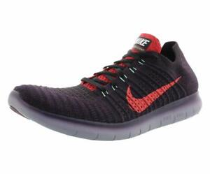 NIKE Free Rn Flyknit 2017, Mens Competition Running Shoes Size 8.5