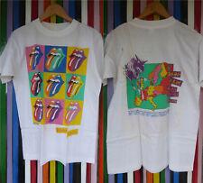 """ROLLING STONES Vintage T.Shirt """"L"""""""
