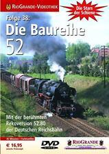 DVD Stars der Schiene 38 - Die Baureihe 52