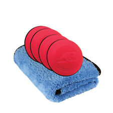 Toalla de secado de microfibra de lujo Aqua Autobright Coche detallando Imán de agua 4 aplicaciones
