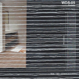 3M GLASS FINISHES decorative glass and window films WDS-05 (W)48in x (L)98ft