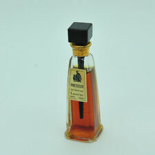 VINTAGE Lanvin Pretexte perfume extract mini bottle
