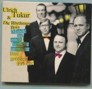 CD Ulrich Tukur & Rhythmus Boys: Musikm hat mich verliebt gemacht (2008)