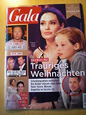Gala Angelina Jolie Lady Gaga Jennifer Aniston Wotan Wilke Möhring Lena Gercke
