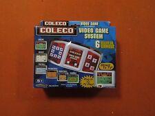 2005 Coleco Video Game System 6 built-in games  plug-n-play NIP!!