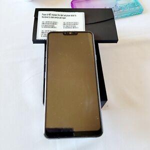 LG G7 ThinQ LGG710R-64GB Matte Gray Smartphone T-Mobile