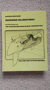 Moderner Holzbootbau