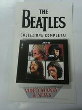 The Beatles Corriere Sera,Gazzetta Sport  CD V.2 Let it be