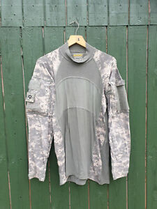 US Army MASSIF FR Combat Tactical UBAC Shirt ACU Digital pattern - Medium