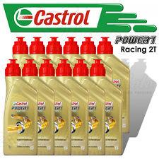 Castrol Power 1 Racing 2t Olio Miscela 100 Sintetico (1 Litro)