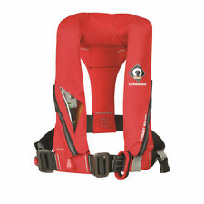 Life Jacket Child Crewsaver Crewfit Fiery Red 150N Automatic Inflatable Harne...