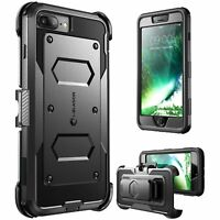 For iPhone 8 Plus / iPhone 8+ Case i-Blason Armorbox Screen Protector Full Cover