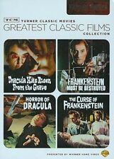TCM Greatest Classic Films Hammer Hor 0883929068807 DVD Region 1