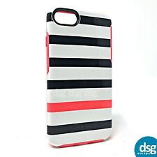 OTTERBOX SYMMETRY CASE COVER FOR APPLE IPHONE 7 8 STRIPE 77-53933 SHOCK RUGGED