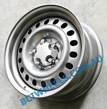 "17"" 7"" 8"" 9"" SILVER INTERCEPTOR WHEELS HOLDEN COMMODORE VT VX VY VZ HSV VE SS 15"