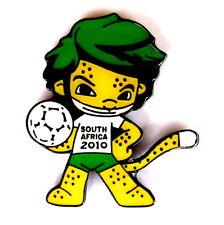 "SPORT Pin / Pins - FIFA WM MASKOTTCHEN ""ZAKUMI"" SOUTH AFRICA 2010"