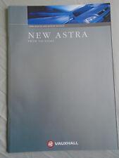 Vauxhall Astra Hatch & Estate range brochure 1998