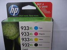 Original Value Pack c2p42ae HP Officejet 6600 CMJN 1xno.932xl blk+no.933xl