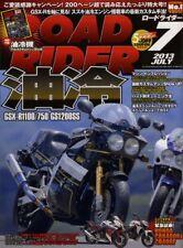 [BOOK] ROAD RIDER 7/2013 Suzuki GSX-R1100 GSX-R750 GS1200SS GSX-R GSX Yoshimura