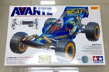 Tamiya Electric RC 1:10 Avante 2011 Off Road Buggy Kit  #58489 with Bonus Parts