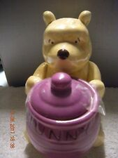 Disney Store - Classic Pooh  Covered Jar